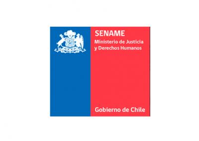 Servicio Nacional de Menores SENAME (2013)